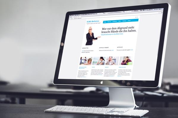 KLMS – Website – Startseite